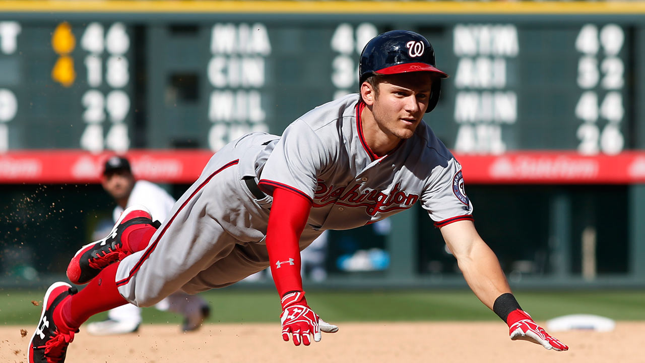 National's Trea Turner Is the 12th Most Valuable Player in