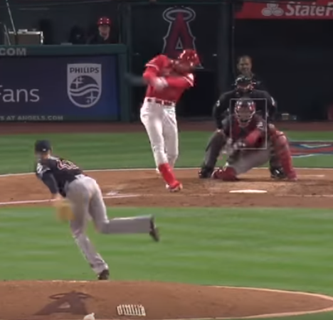 29cfbc8b0cb Ohtani s Grand Slam that Should ve Been - Off The Bench