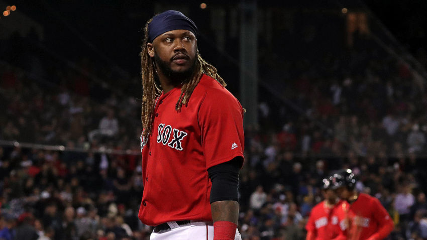 26981694d70 When did the Red Sox Move On from Hanley Ramirez  - Off The Bench