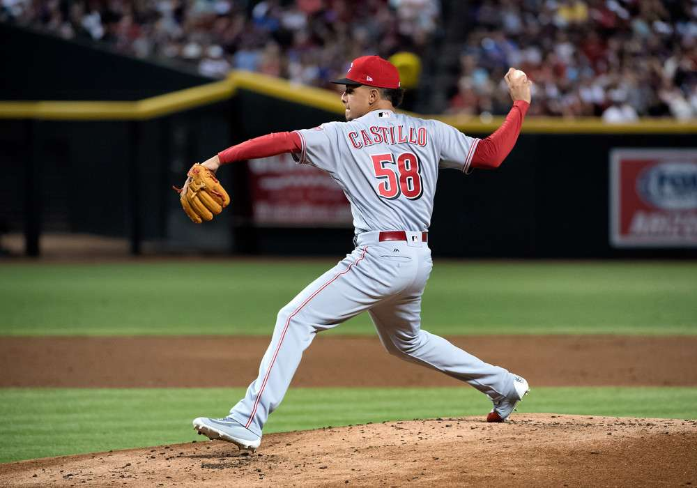 Did you Notice Reds' Luis Castillo Got His Velocity Back? - Off The Bench