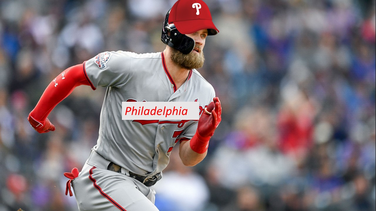 Rapid Reaction: Philadelphia Phillies add Bryce Harper